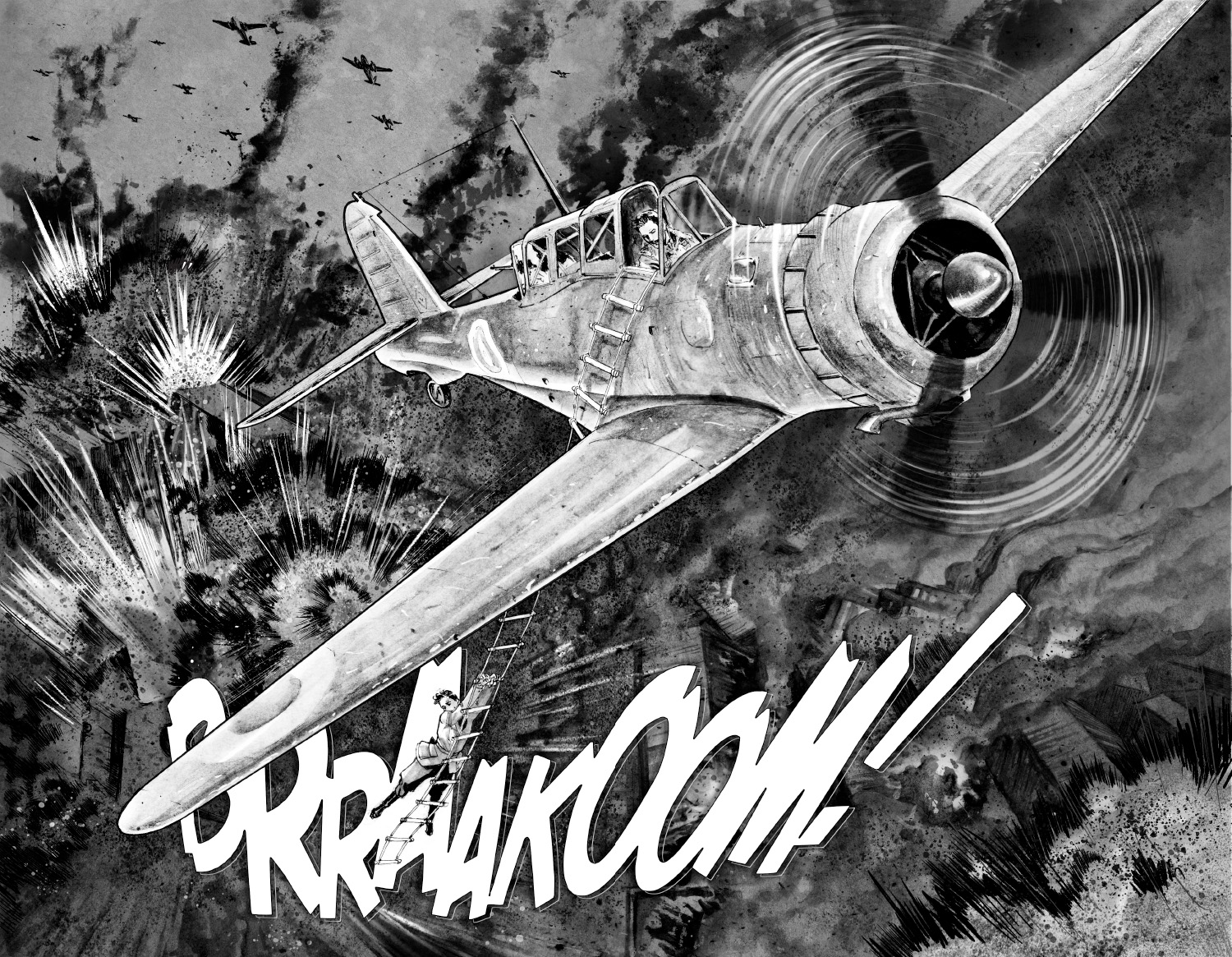 Issue 4 Pages 24 and 25